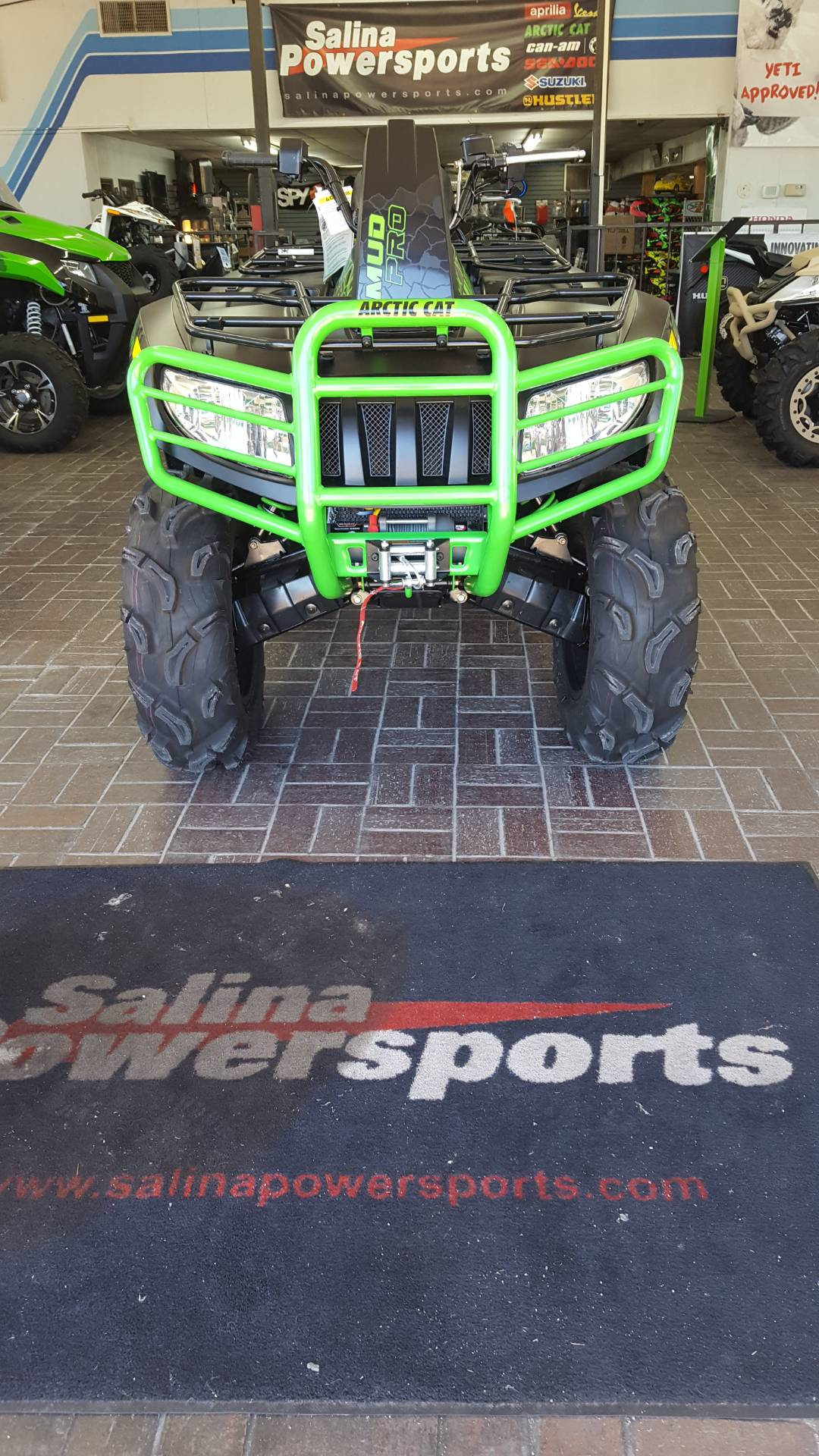 2016 Arctic Cat MudPro 700 Limited in South Hutchinson, Kansas
