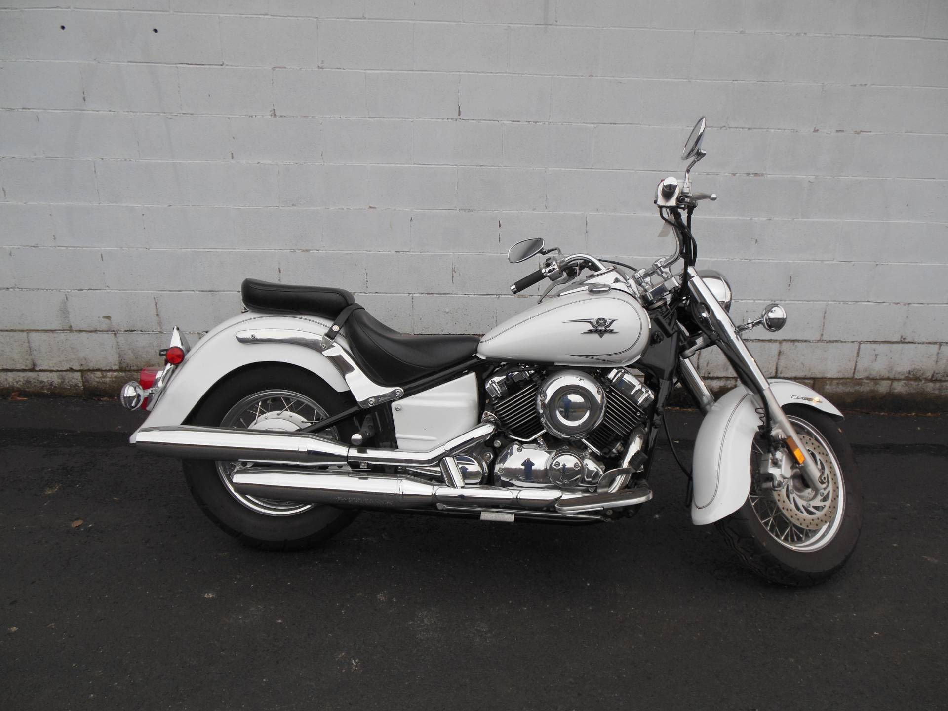 Yamaha V Star Classic Pictures