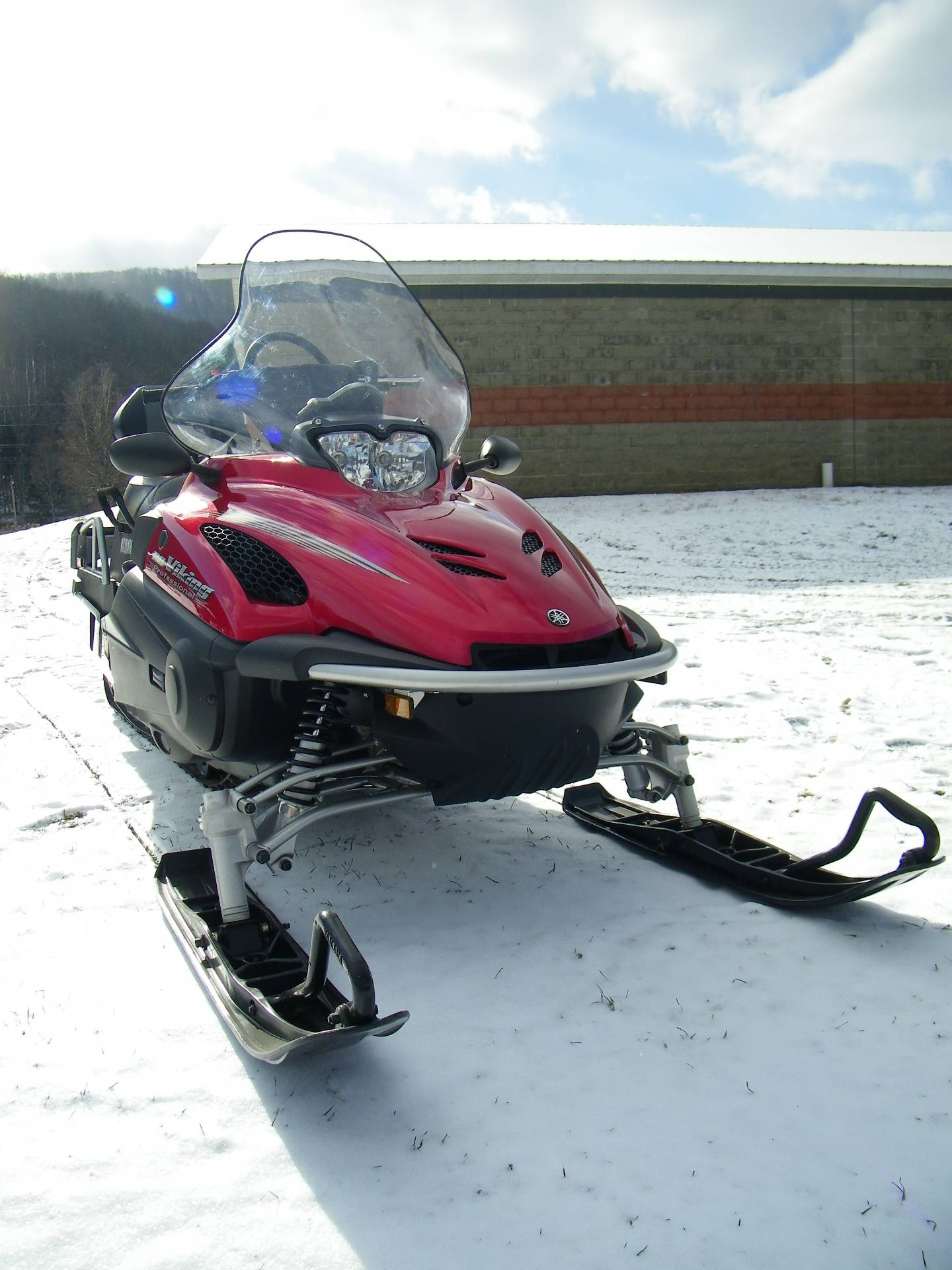 2012 Yamaha RS Viking Professional in Galeton, Pennsylvania