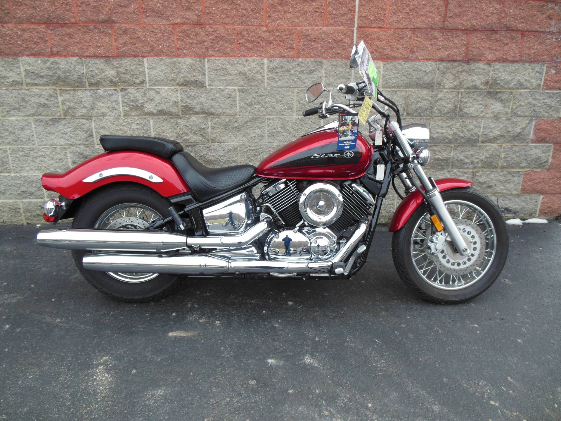 2009 Yamaha V Star 1100 Custom in Galeton, Pennsylvania