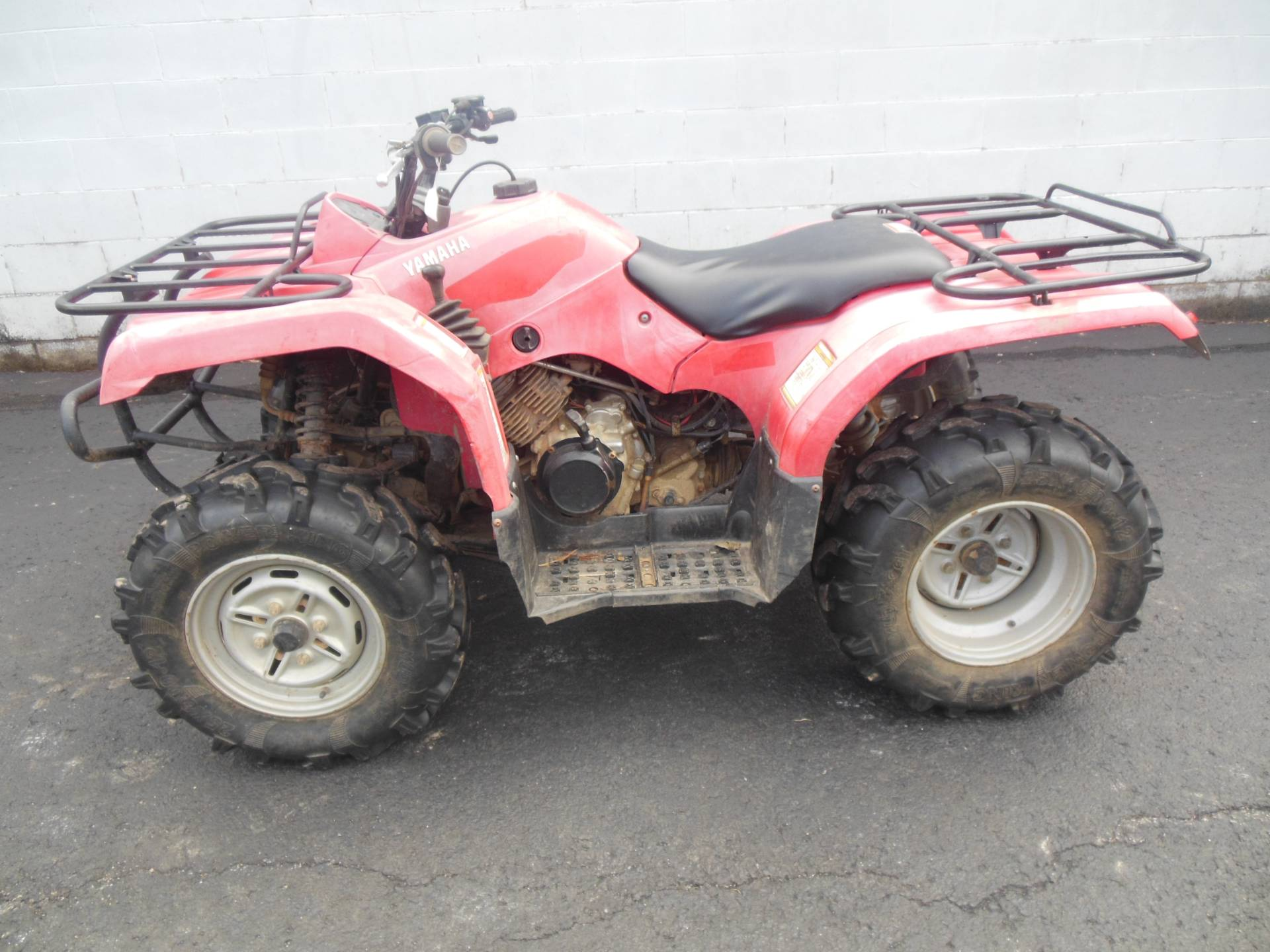 Used 2008 yamaha grizzly 350 auto 4x4 atvs in galeton pa for Yamaha 350 4x4
