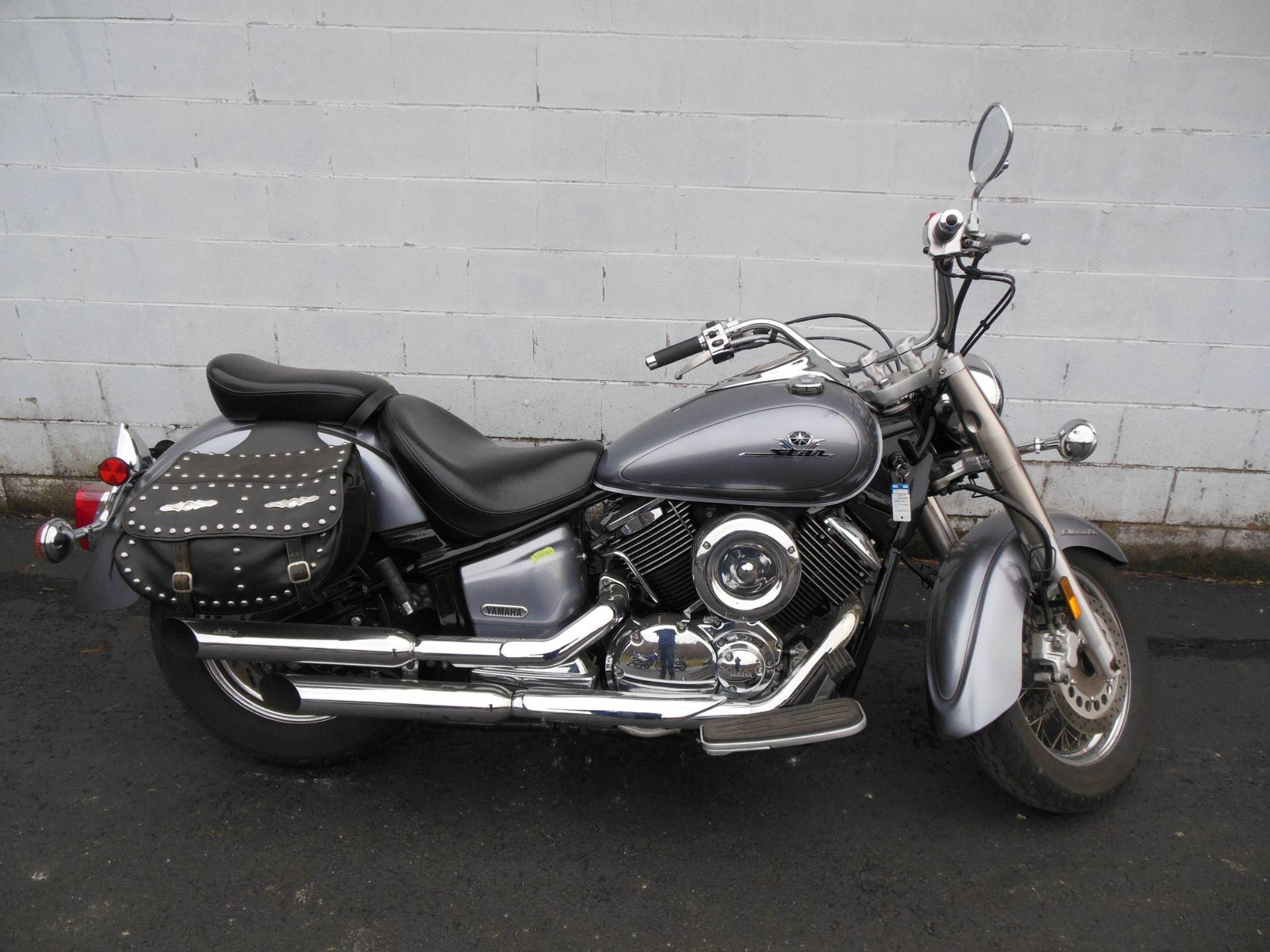 used 2003 yamaha v star 1100 classic motorcycles in