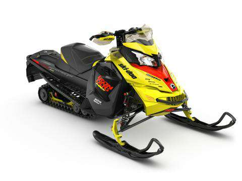 2015 Ski-Doo MX Z IRON DOG EDITION 800 E-TEC in Wasilla, Alaska