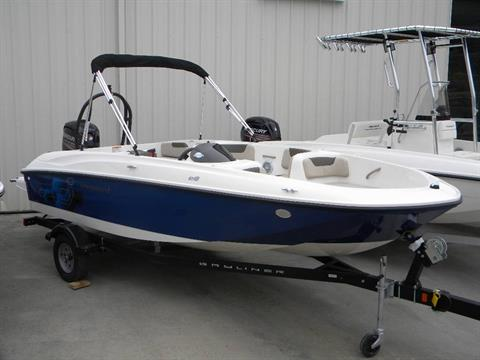 2017 Bayliner Element E18 in Young Harris, Georgia