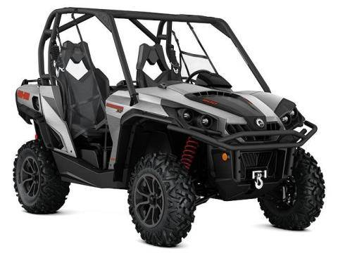 2017 Can-Am Commander XT 800R in Grimes, Iowa