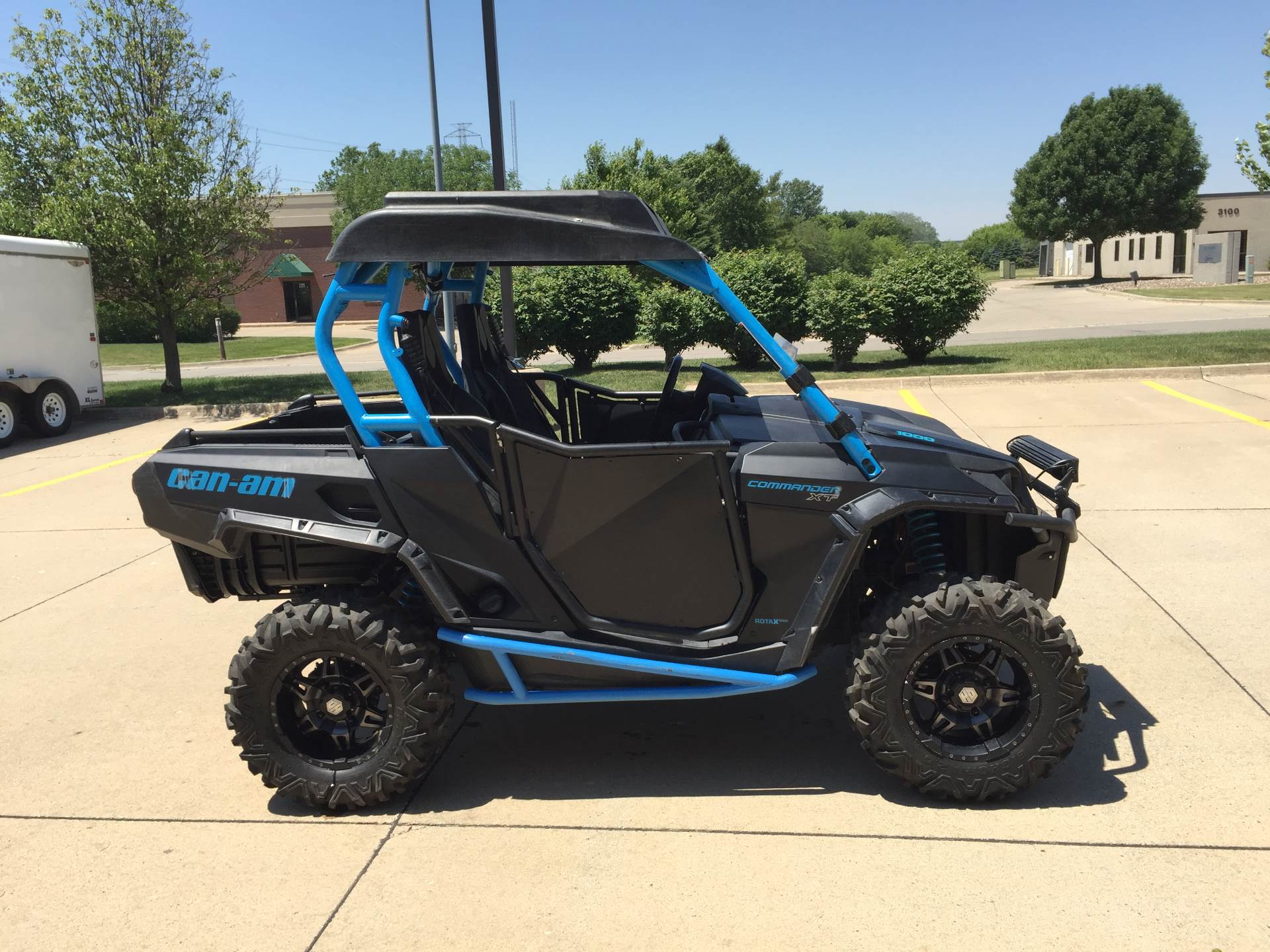 2016 can am commander xt 1000 ebay. Black Bedroom Furniture Sets. Home Design Ideas