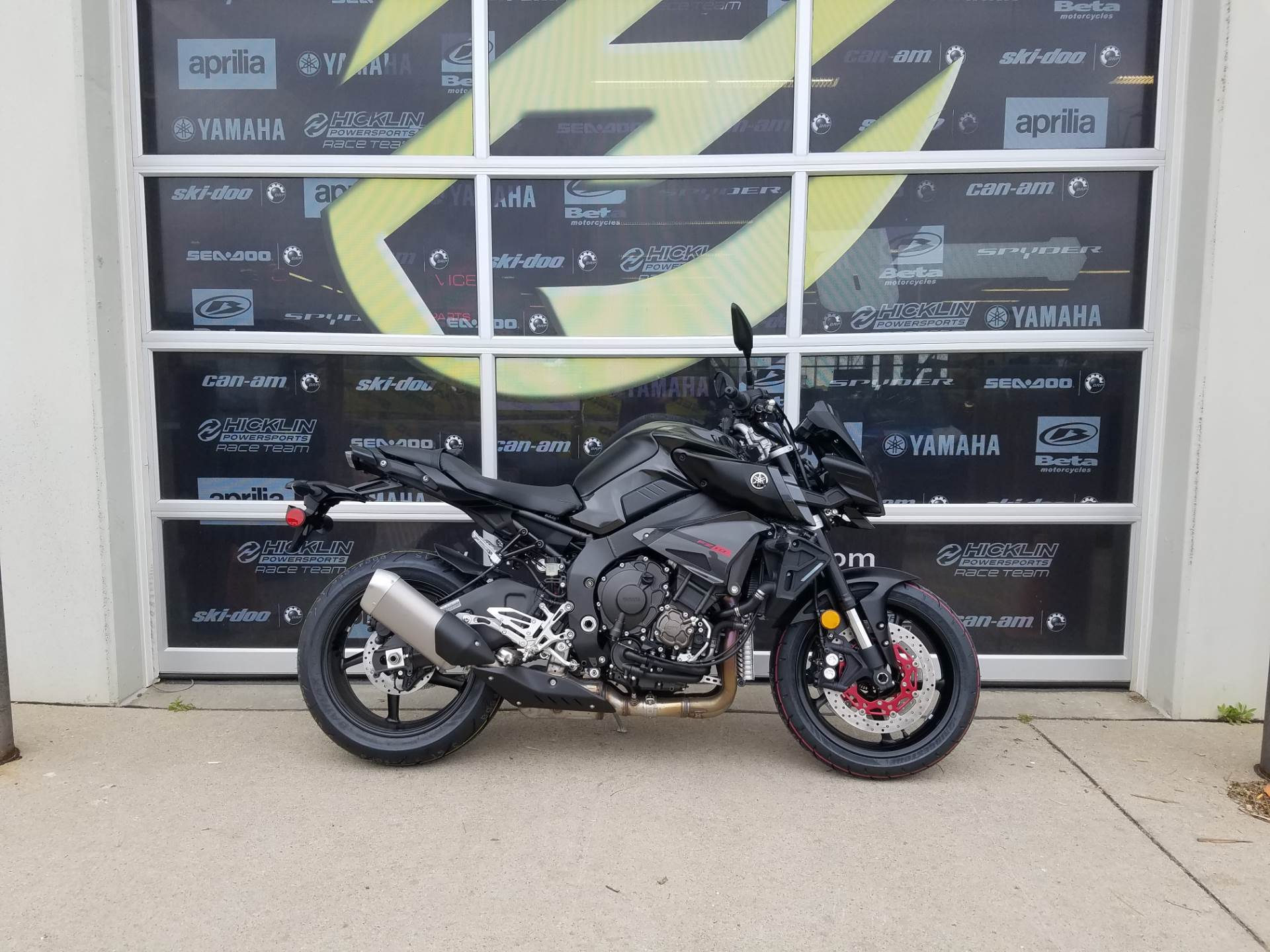 2017 Yamaha FZ-10 in Grimes, Iowa