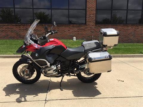 2013 BMW R 1200 GS Adventure in Grimes, Iowa