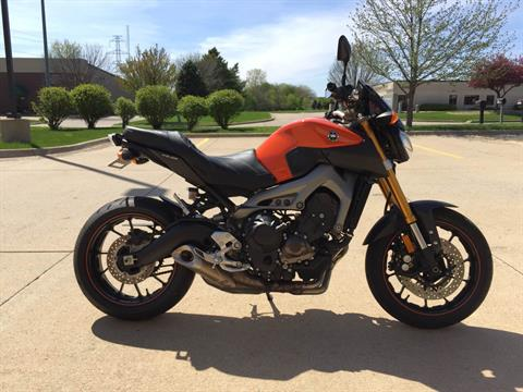 2014 Yamaha FZ-09 in Grimes, Iowa
