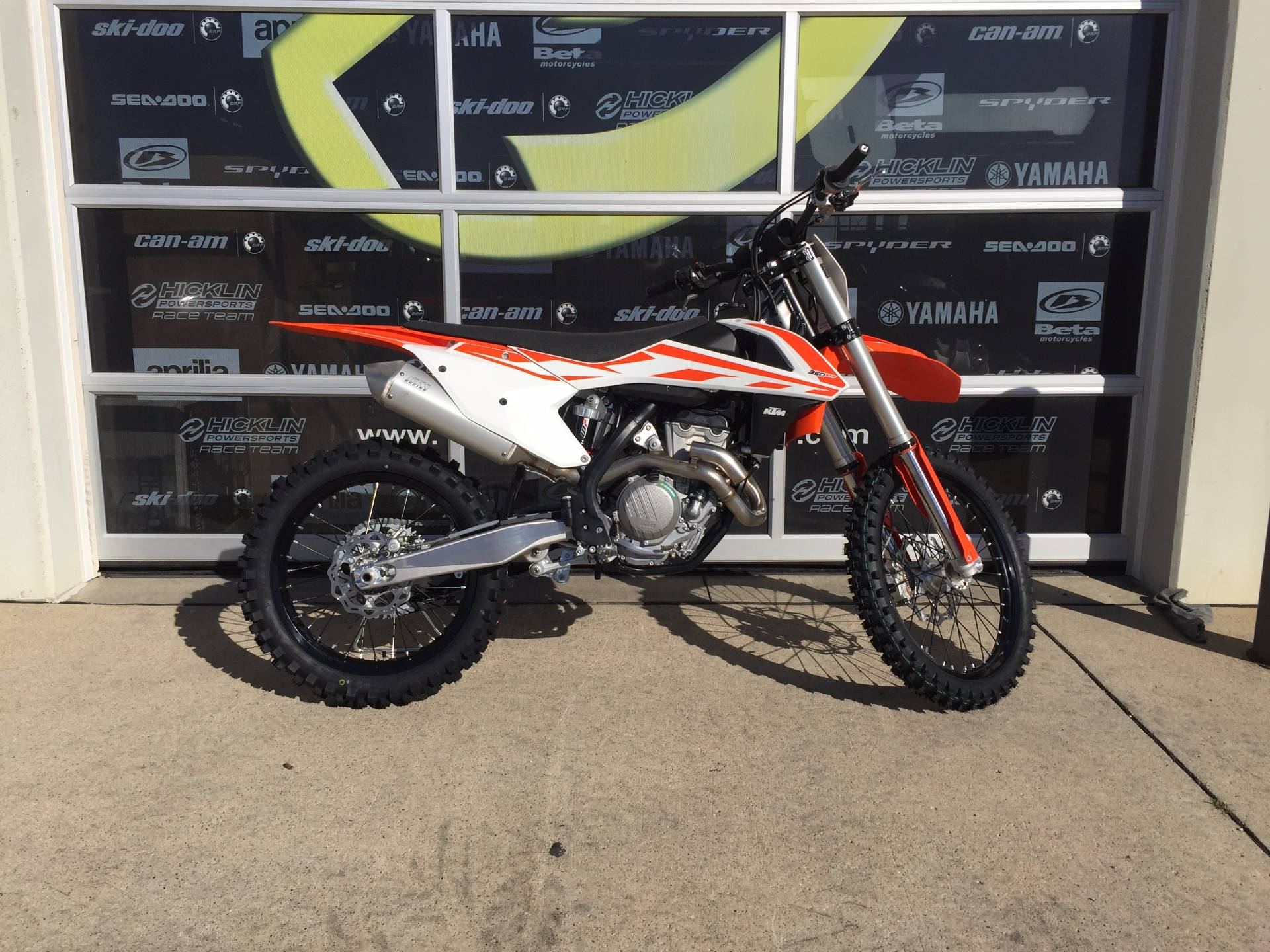 2017 KTM 350 SX-F in Grimes, Iowa