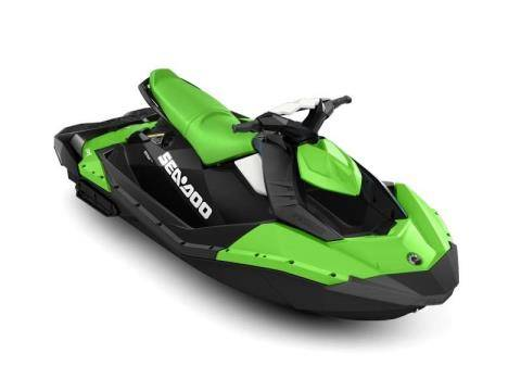 2017 Sea-Doo SPARK 3up 900 H.O. ACE iBR & Convenience Package Plus in Grimes, Iowa