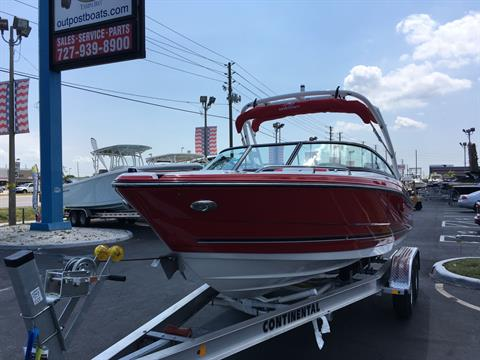 2017 Monterey 217 Outboard in Holiday, Florida