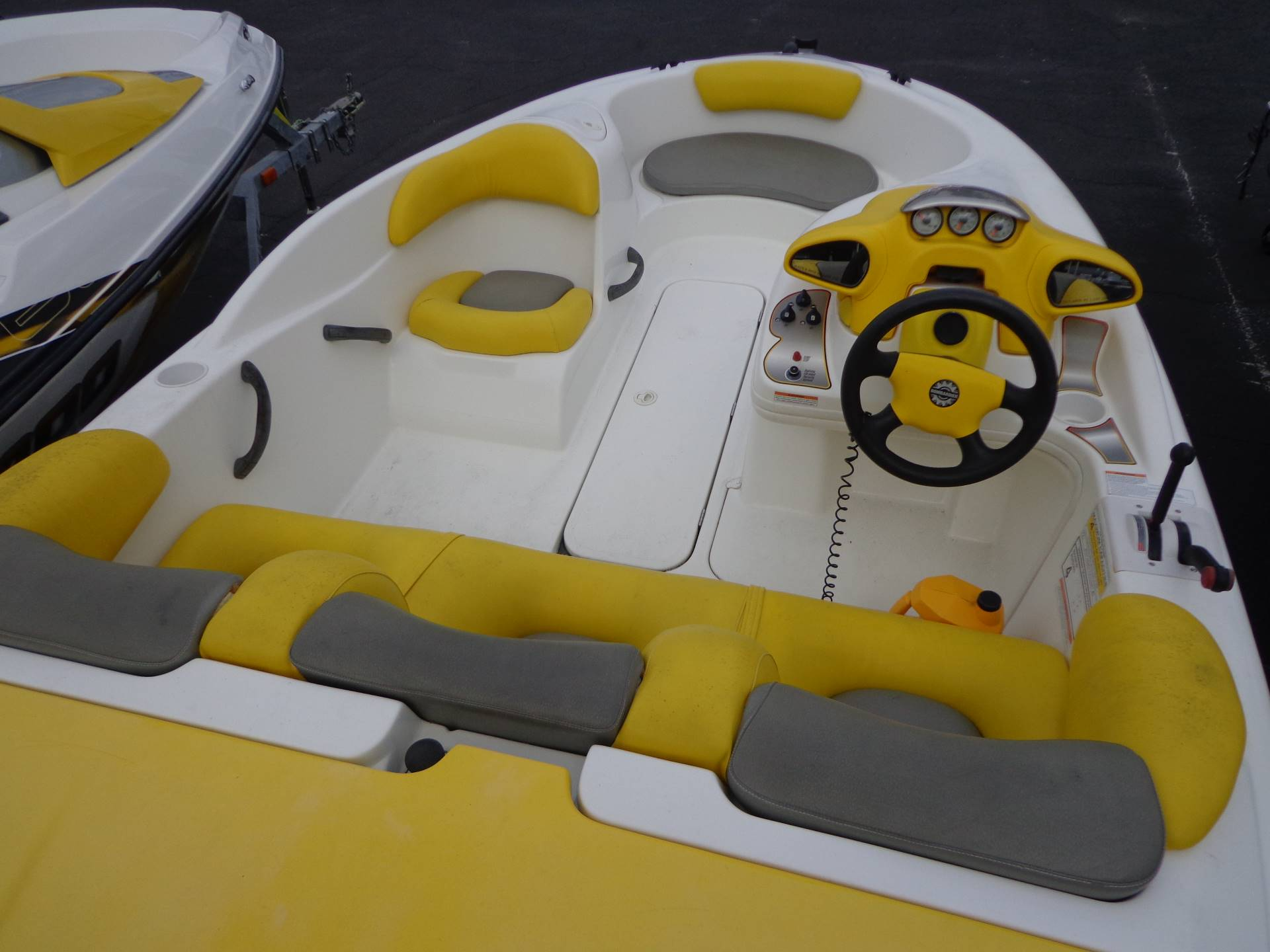 2004 Sea-Doo Sport Boats Sportster LE DI in Holiday, Florida