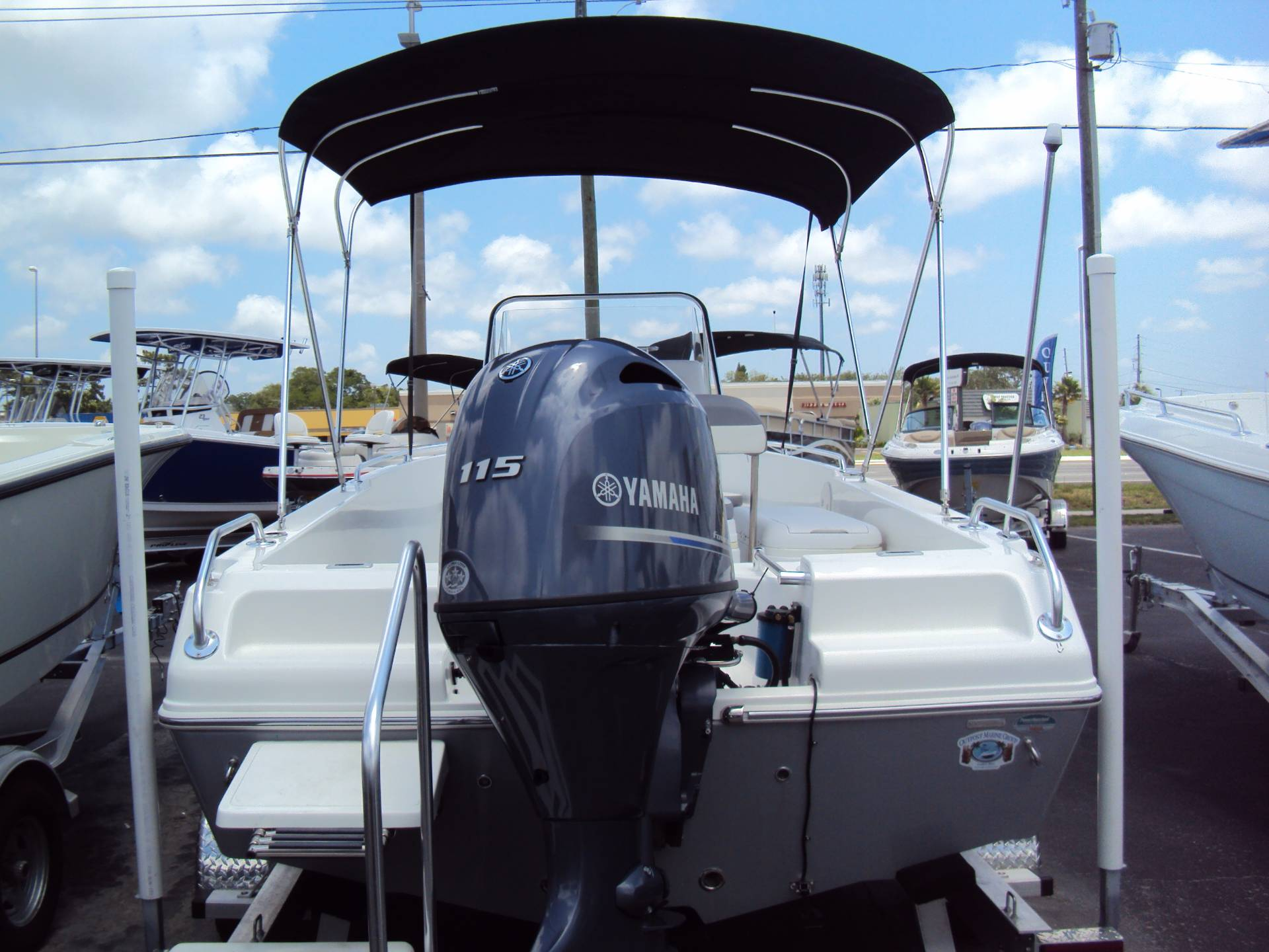 2016 Release Boats 180 RX in Holiday, Florida