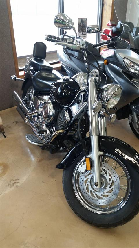 2007 Yamaha V Star 650 in Harrisonburg, Virginia