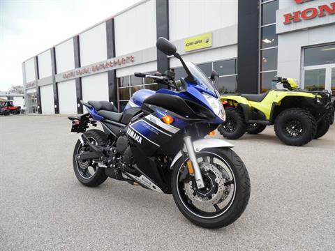 2013 Yamaha FZ6R in Menominee, Michigan