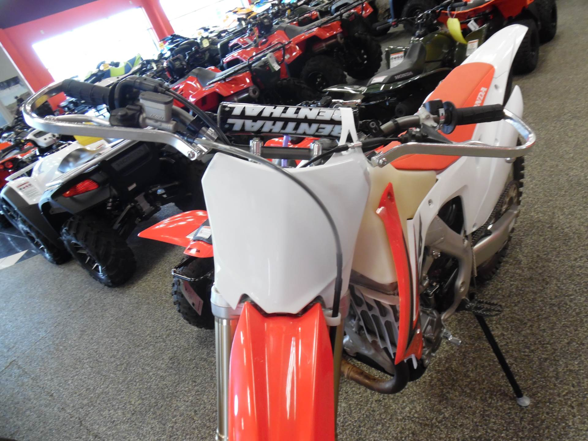 2014 Honda CRF®450R in Menominee, Michigan
