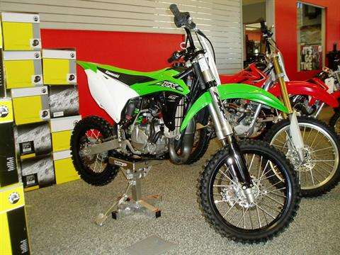 2016 Kawasaki KX85 in Menominee, Michigan