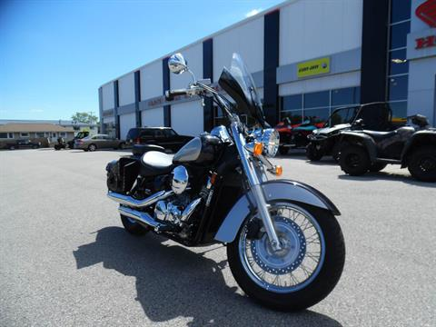 2012 Honda Shadow® Aero® in Menominee, Michigan