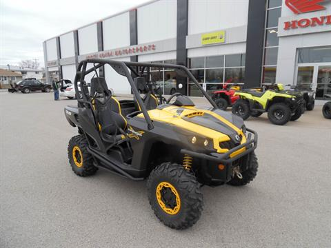 2012 Can-Am Commander™ 1000 X     in Menominee, Michigan
