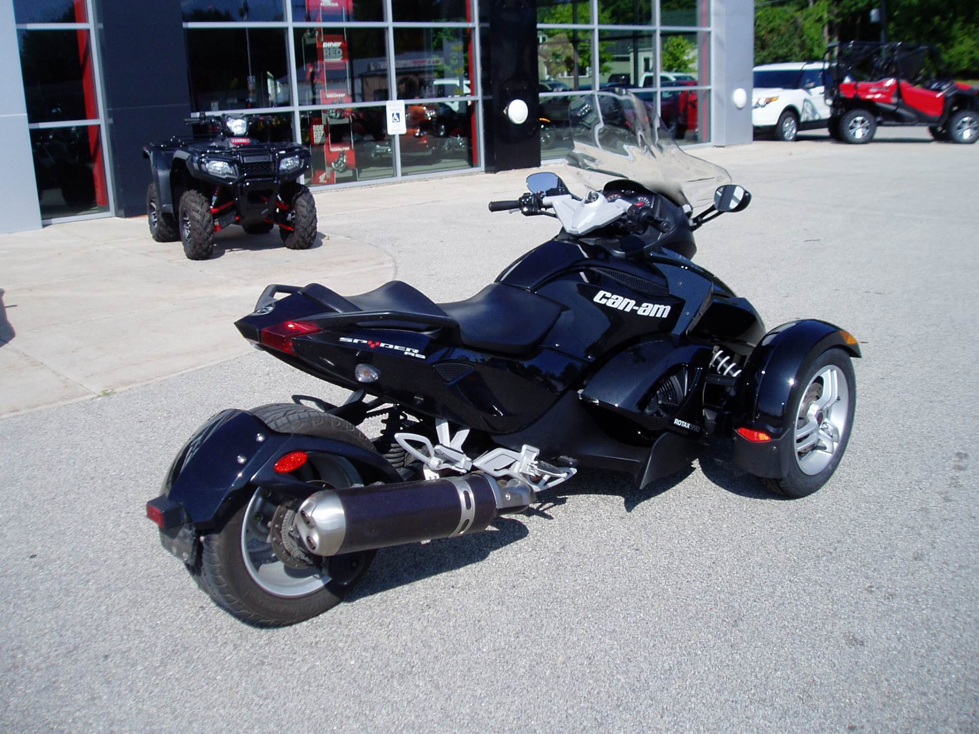 2012 Can-Am Spyder® RS SM5 in Menominee, Michigan