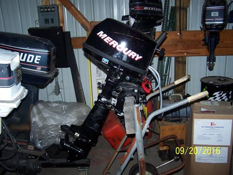 2009 Mercury Marine 5 FourStroke in Tomahawk, Wisconsin
