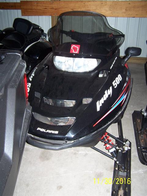 2001 Polaris Indy 500 in Tomahawk, Wisconsin
