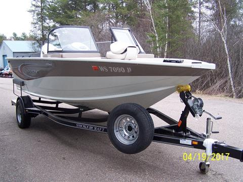 2015 Smoker Craft 182 Ultima in Tomahawk, Wisconsin