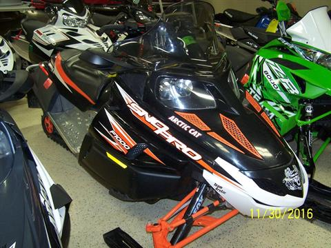 2009 Arctic Cat F1000 Sno Pro in Tomahawk, Wisconsin