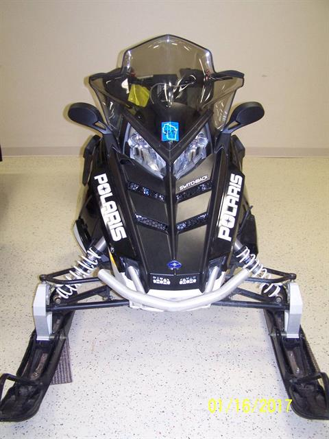 2013 Polaris 600 Switchback® Adventure in Tomahawk, Wisconsin