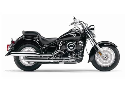 2007 Yamaha V Star® Classic in Augusta, Maine