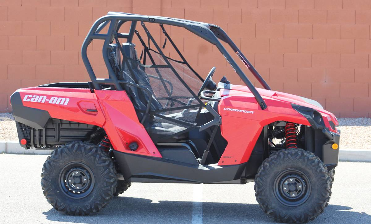 2017 Can-Am Commander 800R in Kingman, Arizona