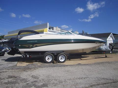 1998 Crownline 266BR in Osage Beach, Missouri