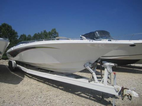 1993 Fountain 42' Lightning Triple in Osage Beach, Missouri