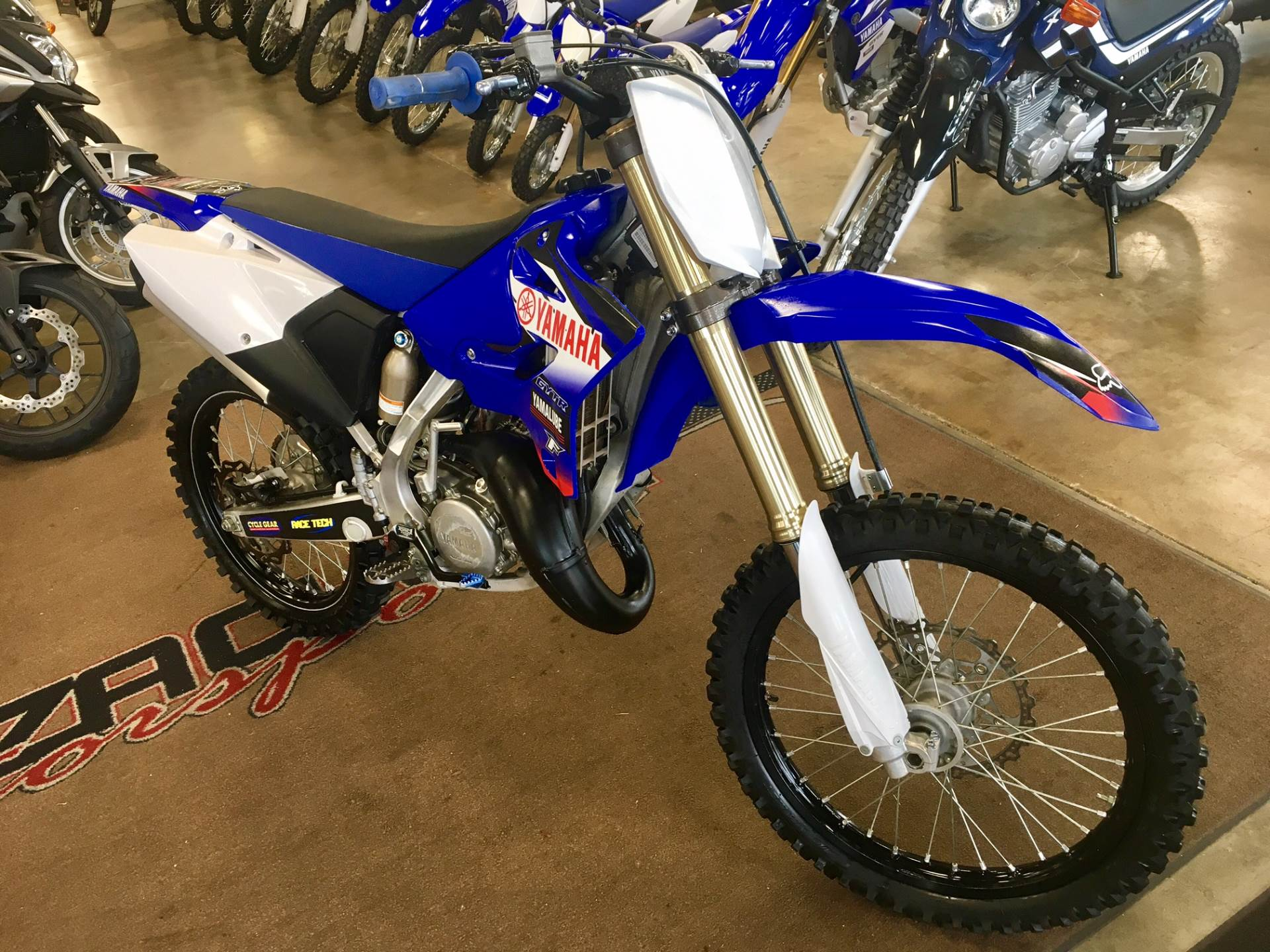 2017 Yamaha YZ125 in Salt Lake City, Utah