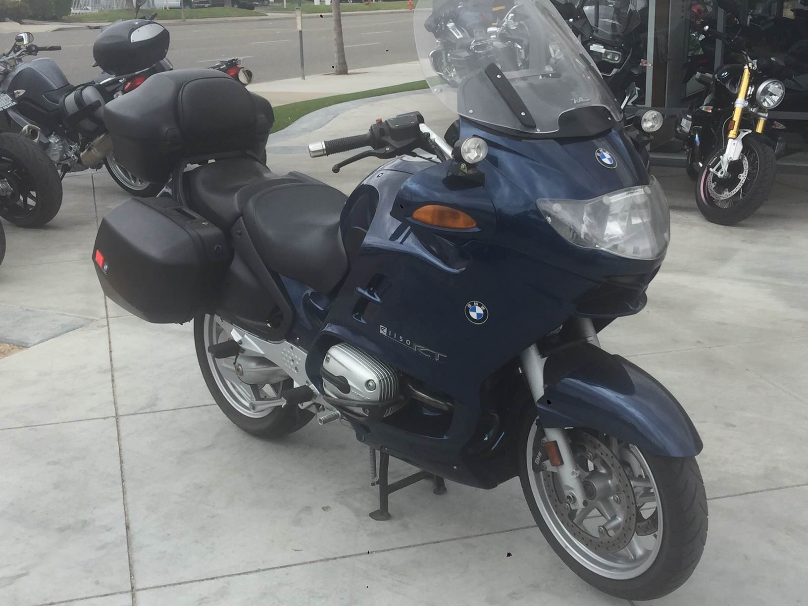 2004 BMW R 1150 RT (ABS) in Orange, California