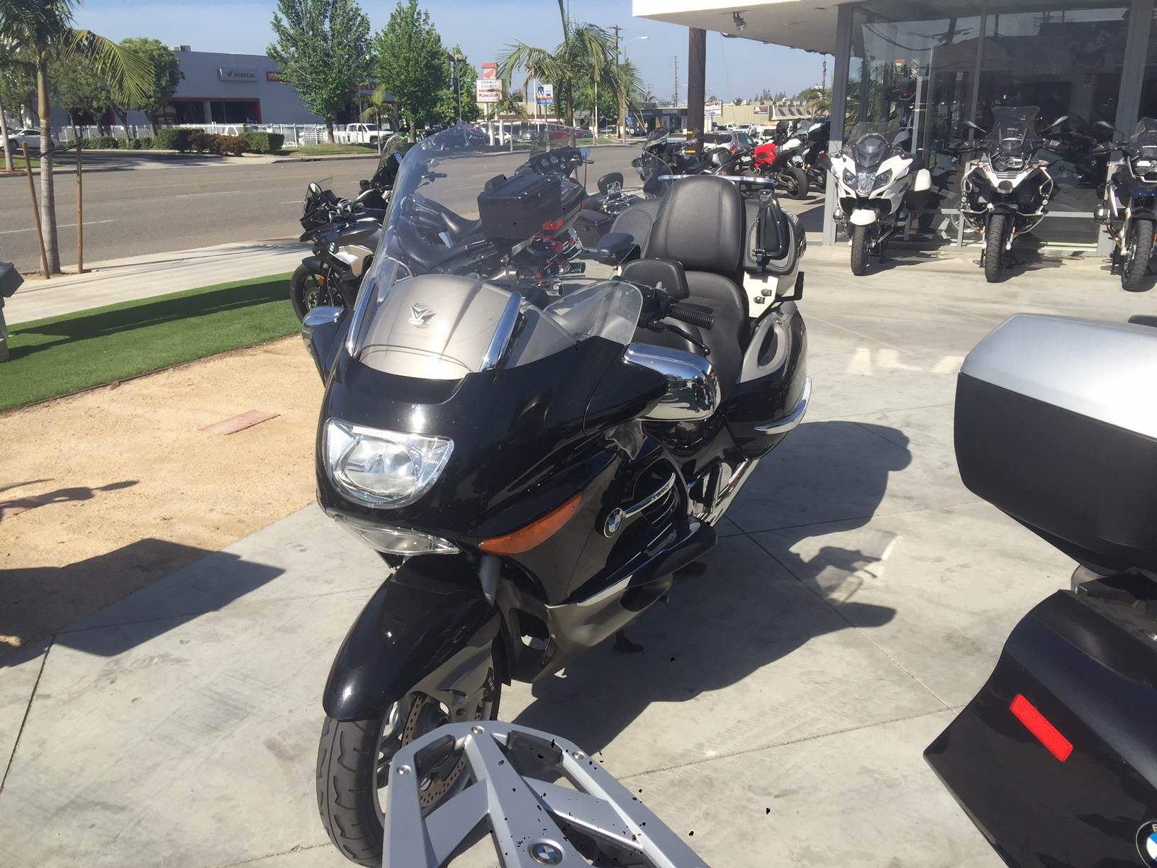 2009 BMW K 1200 LT in Orange, California