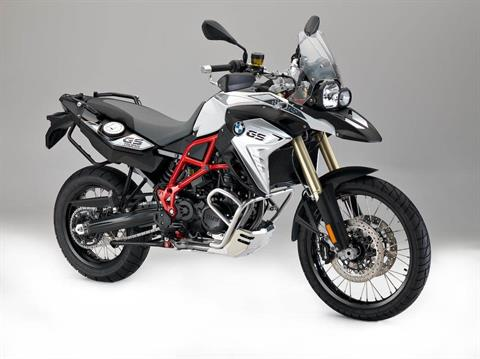 2017 BMW F800GS in Orange, California