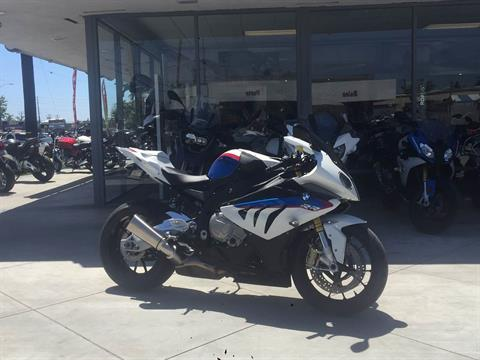 2014 BMW S 1000 RR in Orange, California