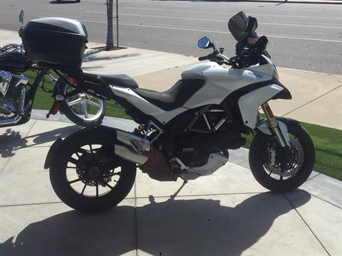 2011 Ducati Multistrada 1200 in Orange, California
