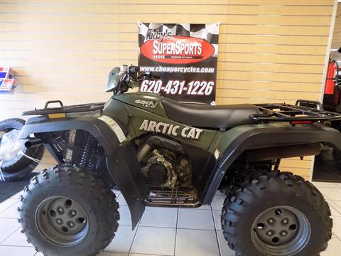 2004 Arctic Cat 650 4x4 Automatic in Chanute, Kansas