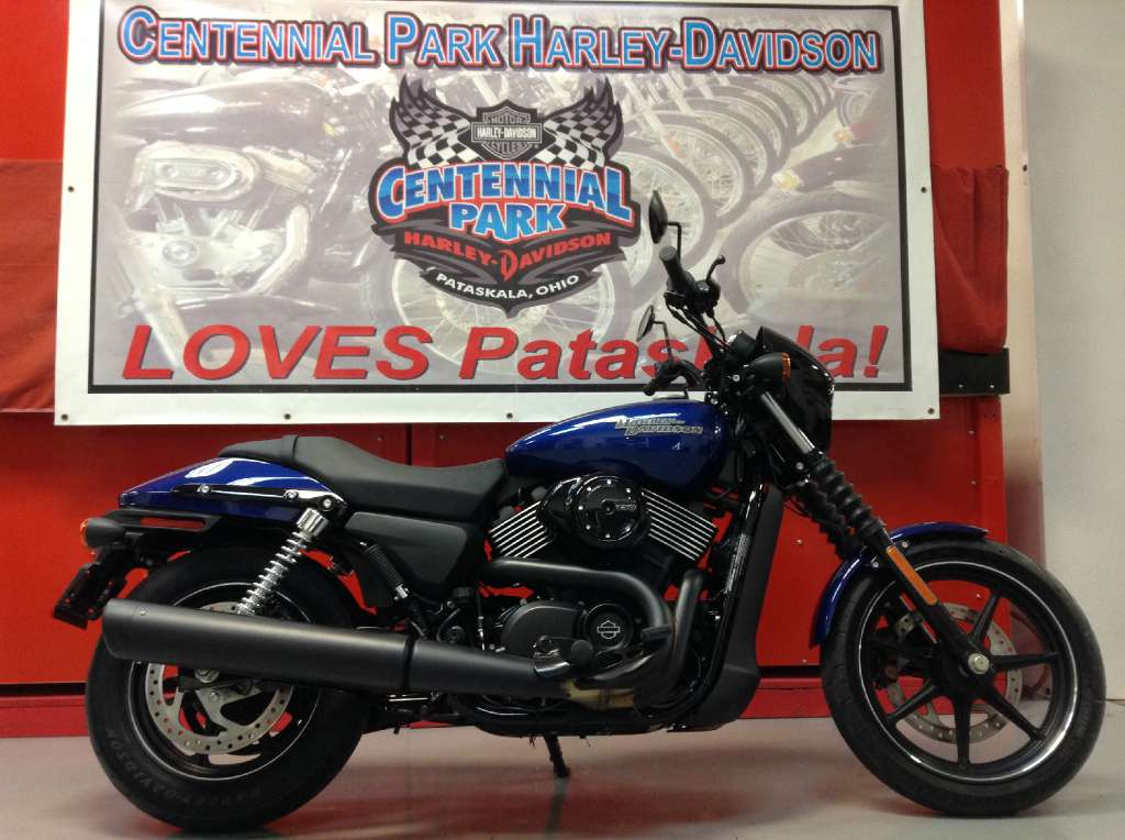 2017 Harley-Davidson Street® 750 in Sunbury, Ohio