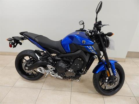 2016 Yamaha FZ-09 in Concord, New Hampshire