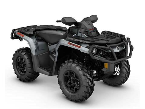 2016 Can-Am Outlander XT 1000R in Concord, New Hampshire