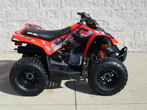 2017 Can-Am DS 90 in Monroe, Michigan