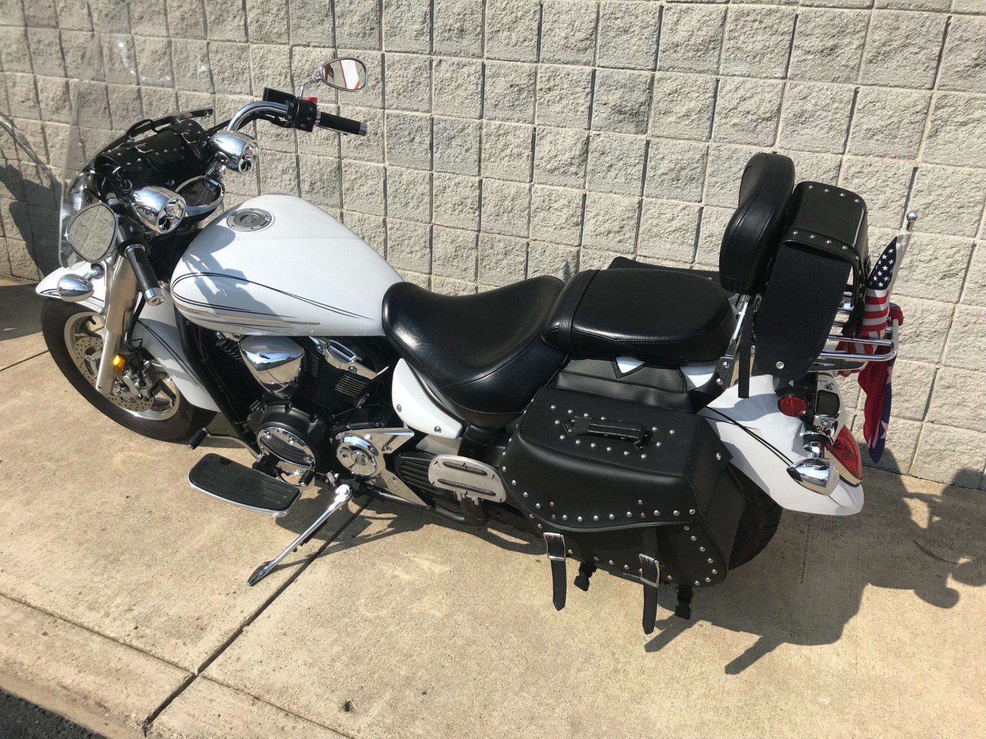 2009 Yamaha V Star 1300 in Monroe, Michigan
