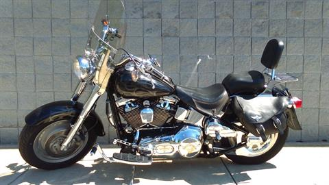 2000 Harley-Davidson FLSTF Fat Boy® in Monroe, Michigan