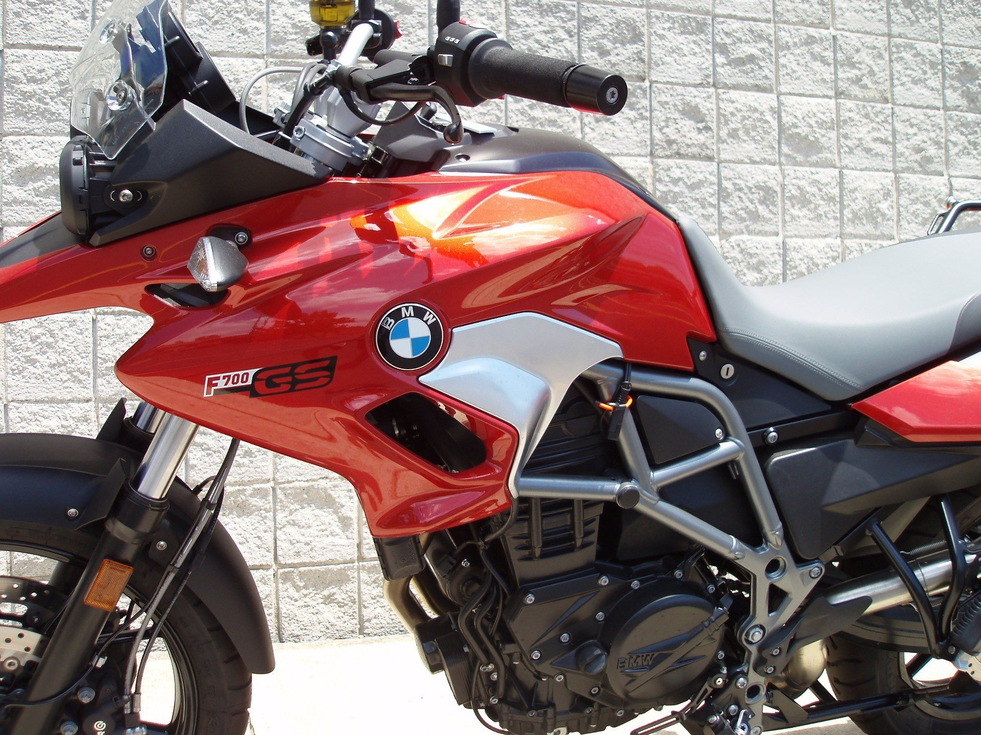 2016 BMW F 700 GS in Monroe, Michigan