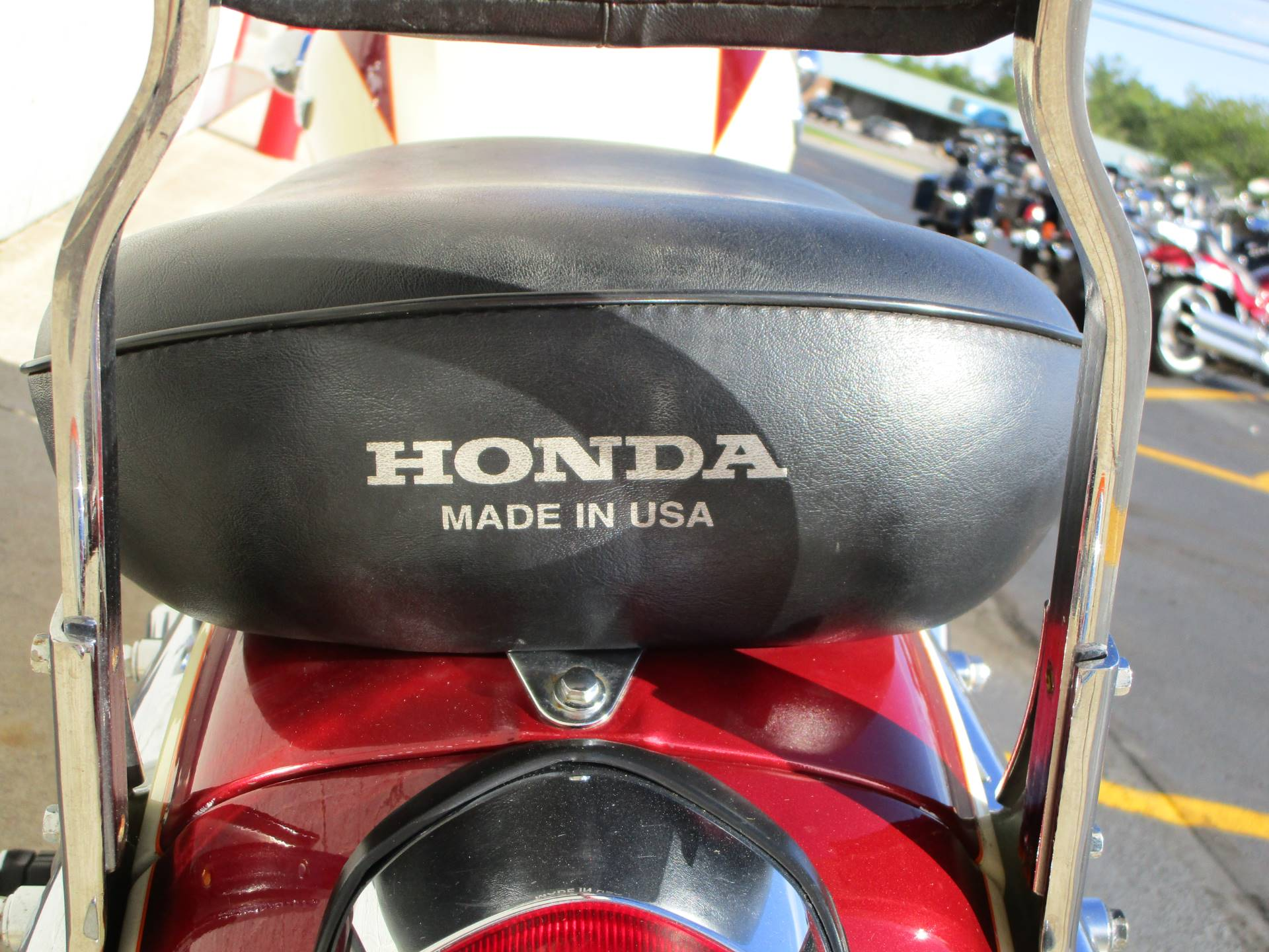 1998 Honda GL1500 in Monroe, Michigan
