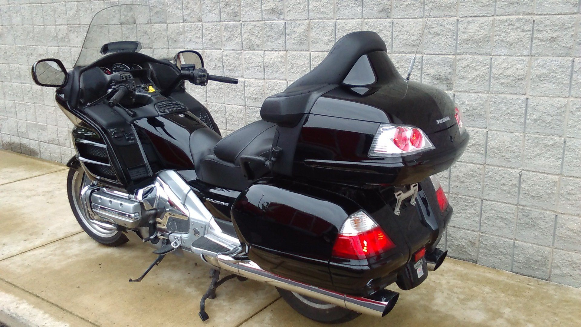 2008 Honda Gold Wing® Audio Comfort Navi in Monroe, Michigan